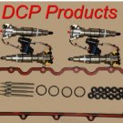 Ford 6.0 6.0L Powerstroke Diesel Injectors Super kit