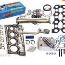 6.0L Ford Solution Kit Head Studs EGR Delete Dorman Oil Cooler Gaskets 18mm 20mm