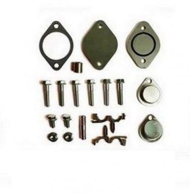 2010 F250,F350 6.4L Powerstroke Diesel Turbo EGR Delete Kit