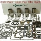 JOHN DEERE 4045T - 300 SERIES PREMIUM  ENGINE OVERHAUL KIT - 444E 410C 510B 610C