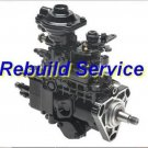 1988-1994 VE style Dodge Cummins Injector Injection pump rebuild service