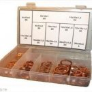 Metric Std Copper gasket kit- Crushable Copper- 206 Pc.