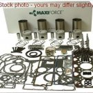ALLIS CHALMERS MAJOR ENGINE REBUILD OVERHAUL KIT - PERKINS 4.203