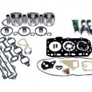 TOP QUALITY YANMAR 3TN 3TNV84 ENGINE REBUILD OVERHAUL KIT Complete w/ PISTONS