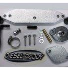 2014 Ford F-250 F-350 F-450 6.7L Powerstroke Diesel  EGR Valve Cooler Delete Kit