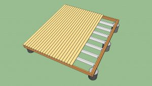 DIY How To Install Deck Boards