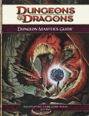 D & D Masters Guide, Monster Handbook, Player's Handbook