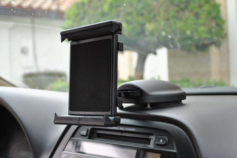 """Mobotron DM-700V Car Dashboard Mount for 5-12"""" Smartphones and Tablets"""