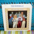 1979 SEALED COUNTRY LP THE KENDALLS~JUST LIKE REAL PEOPLE~OVATION RECORDS