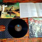 "1974 Vintage 12"" VINYL THE WHO ODDS & SODS W/LYRICS INSERT SHEET+ TOUR PICT11/73"