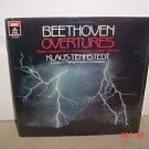 VINTAGE SEALED LP BEETHOVEN OVERTURES~FIDELIO-LEONORE#3~FREE SHIP WITHIN U.S.A.