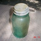 BALL PERFECT MASON JAR WITH LID #7 ON BOTTOM APPROX 7 inches tall SHIPS FAST