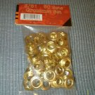 "50 SETS 3/8"" GROMMETS SEALED IN ORIGINAL PACKAGE NEW"