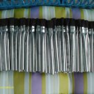 "144 PCS ACID/FLUX BRUSHES 1/2"" x 6"" LONG SODER, GREASE, GLUE, APPLICATIONS"