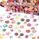 10 x Nail Art Fruit Decoration Tips + Free shipping!