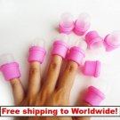 10 x Nail Soakers Remover  + Free shipping!