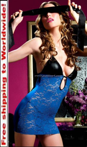 Ella Chemise lingerie Set + Free shipping to worldwide!
