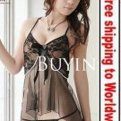 Backless Transparent Tie G-string Lingerie + Free shipping to worldwide!
