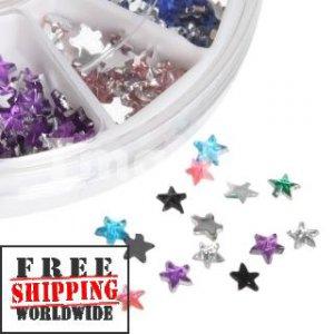 Star Nail Art Rhinestones tm10004228 + Free shipping to worldwide!