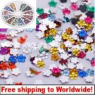 1800pcs Nail Art Rhinestone Flower tm 10003138 + Free shipping to worldwide!
