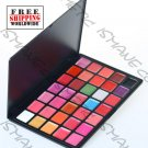 1 x 35 Color Lip Gloss Makeup Palette BC+ Free shipping to worldwide!