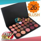 1 x 26 Color Blusher Palette BC + Free shipping to worldwide!