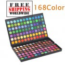 1 x 168 Color Eyeshadow Set BC + Free shipping to worldwide!