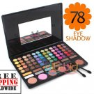 78 Color Makeup Palette Eye Shadow 1 BC + Free shipping to worldwide!