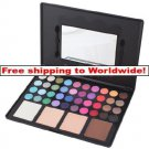40 Eyeshadow + 4 Blusher Powder BC+ Free shipping to worldwide!