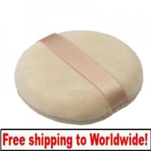 1 x 8cm Face Sponge Makeup Cosmetic Powder Puff TM+ Free shipping to worldwide!