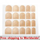 1x 20 Pcs Fake Nail Double-sided Stickers BG+ Free shipping to worldwide!