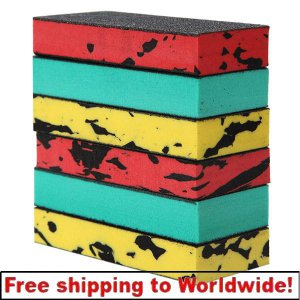1 x Nail Sanding Blocks BG+ Free shipping to worldwide!