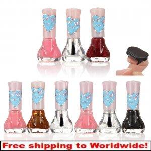 3D Magical Magnetic Nail Polish Slice Set Kit 5ml BG + Free shipping to worldwide!