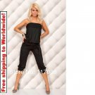 Fashion Dresses Black Sleeveless+ Free shipping to worldwide!