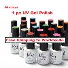 Nail UV Gel Polish Soak off UV lamp  6ml Led or Base, Top Coat al
