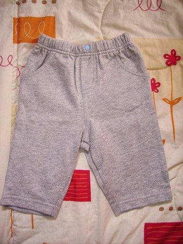 CW27: 6mos Carter's Long Pants