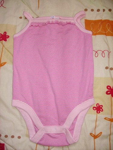 CW56: 12-18mos Baby Gap Sleeveless Romper