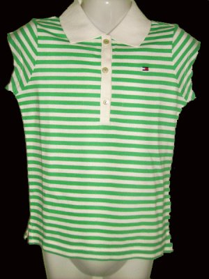CW92: 6-7T Tommy Hilfiger S/Sleeve Collared Polo