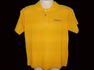 CW105: 4-5T Esprit S/Sleeve Collared Polo