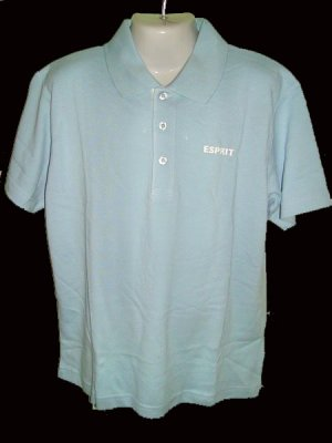 CW107: 2-3T Esprit S/Sleeve Collared Polo