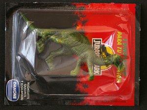 Oviraptor dinosaur by Danone official Jurassic Park Spain. Sealed.