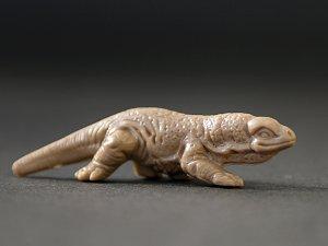"""El Cigarral"" Megalania / lizard Spanish figurine non dinosaur"