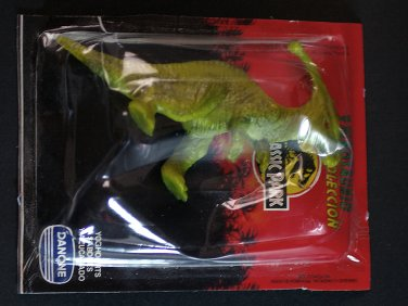 Parasaurolophus dinosaur by Danone official Jurassic Park Spain. Sealed.