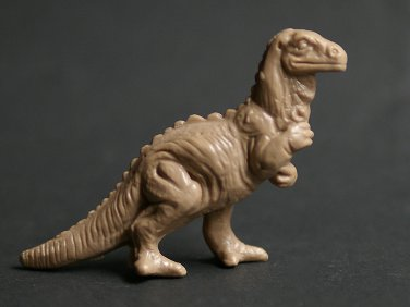 "Dinosaur ""El Cigarral"" Iguanodon Spanish figurine"