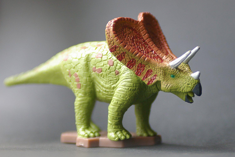 Dinosaur King Toys : Torosaurus sega sunrise playmates toys dinosaur king
