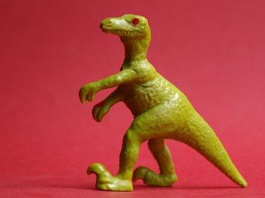 Velociraptor Official JP Danone Spain dinosaur Jurassic Park figure