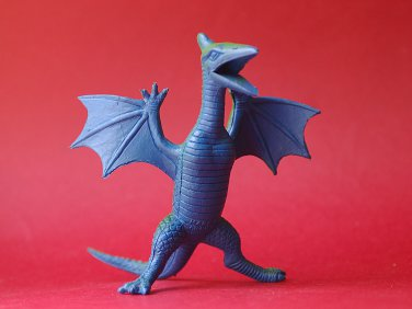 Vintage pterodactyl winged dragon 80's monster