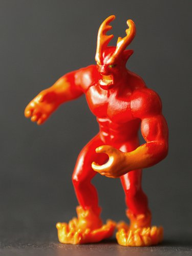 Hogan mini figure from New Actimel Team (Danone & Panini)