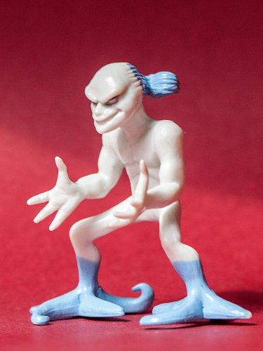 Konzo mini figure from New Actimel Team (Danone & Panini)