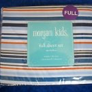 MORGAN KIDS POINT BREAK  MICROFIBER FULL SHEET SET NIP